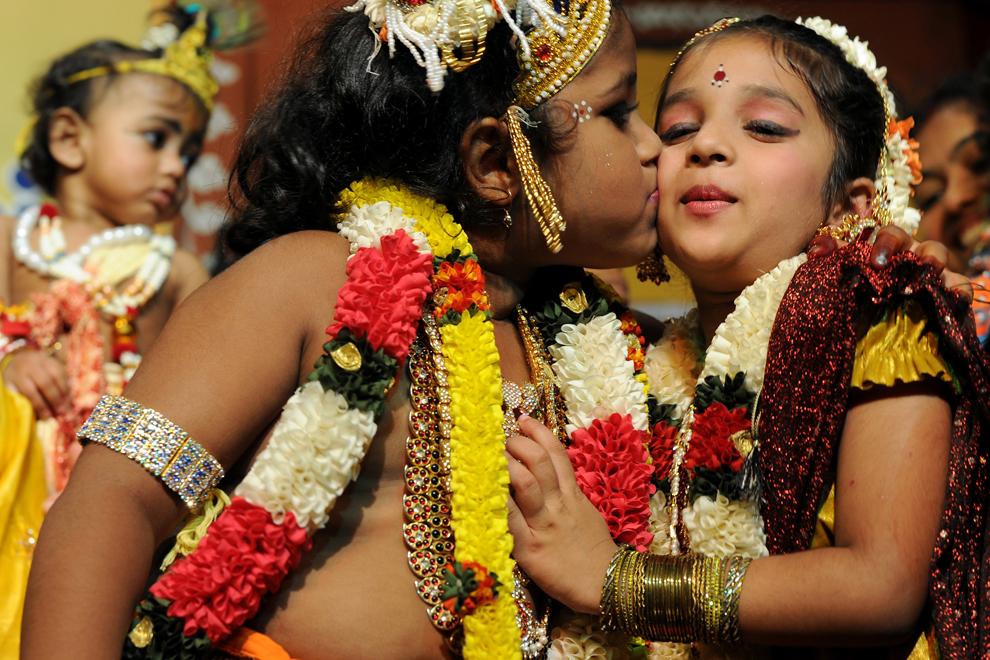 Manjunath KiranAFPGetty Images
