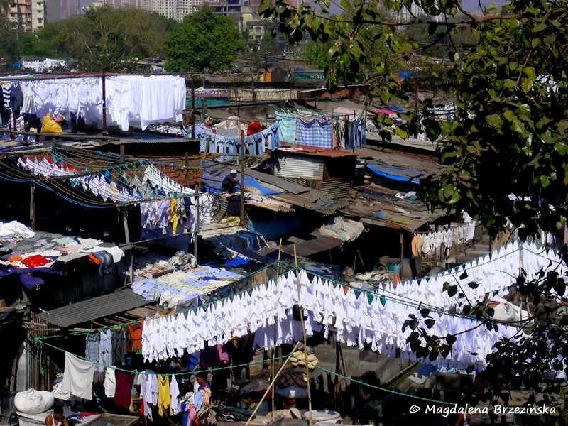 fot.Mumbai, Indie © Magdalena Brzezińska