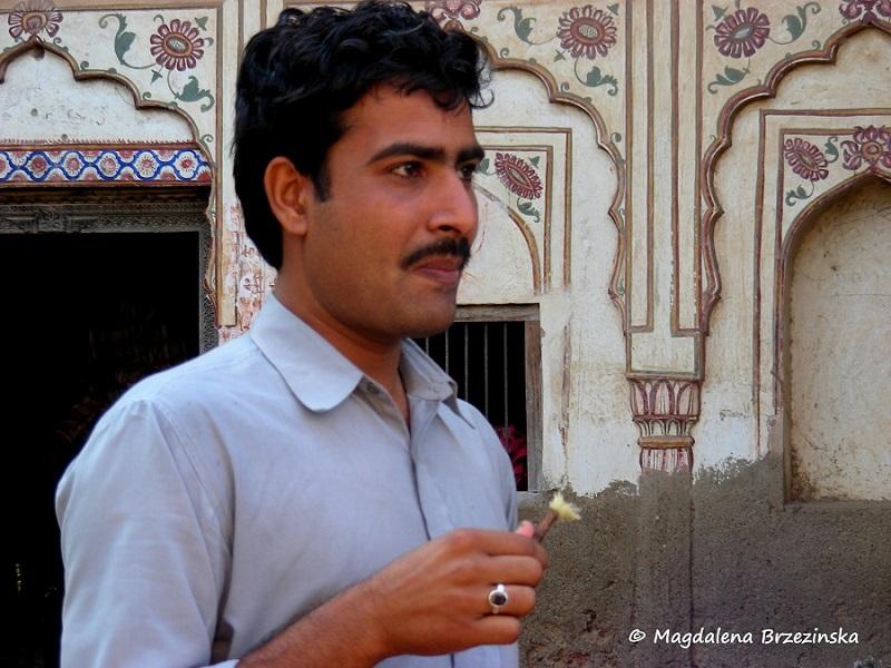 fot.Mandawa, Indie © Magdalena Brzezińska