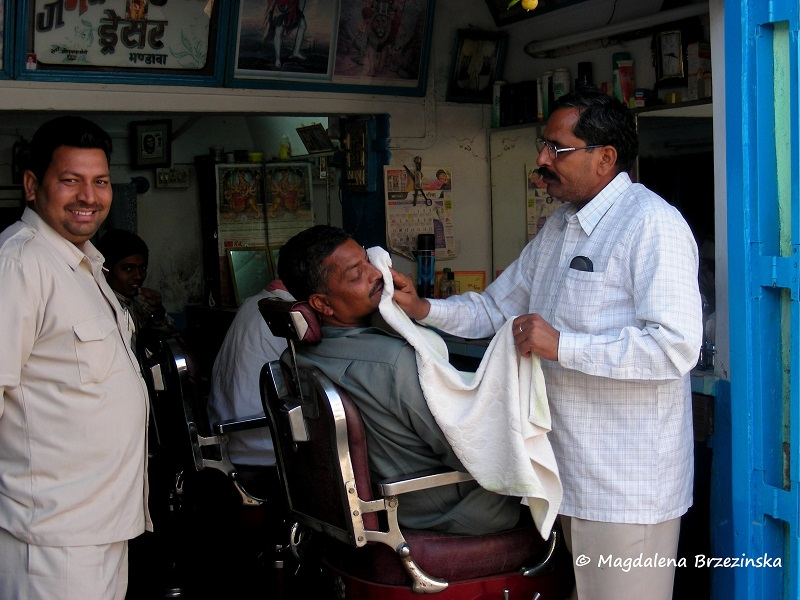Mandawa, Indie 2010 © Magdalena Brzezińska