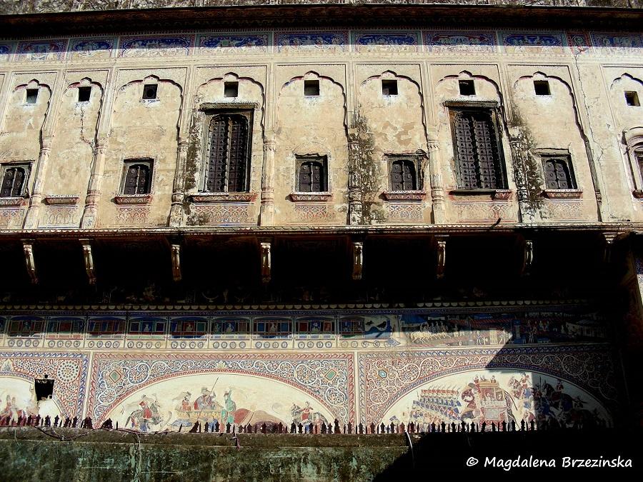 Mandawa, Indie © 2007 Magdalena Brzezińska