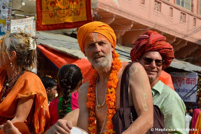 Puszkar, Indie 2014 © Magdalena Brzezińska