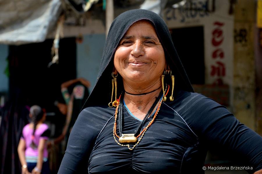 Kutch, Indie © Magdalena Brzezińska