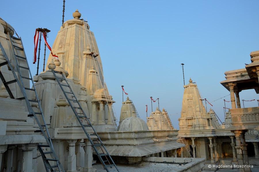 Świątynia Hastigri. Indie 2014 © Magdalena Brzezińska