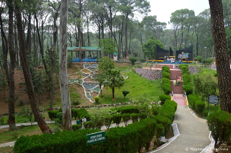 Dharamsala War Memorial: Martyrs park