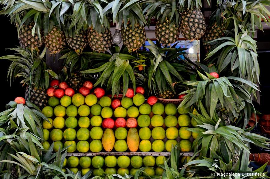 To się nazywa perfekcyjny merchandising! Manali, Indie, lipiec 2016 © Magdalena Brzezińska