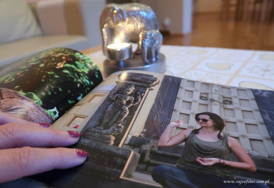 wspomnienia z podróży w fotoksiążce