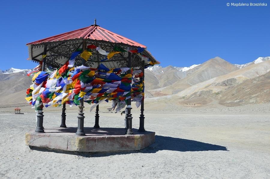 fot. Pangong Tso © Magdalena Brzezińska, Ladakh, Indie 2016