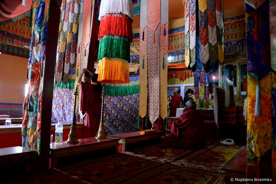 fot. Klasztor Lamayuru © Magdalena Brzezińska, Ladakh, Indie 2016