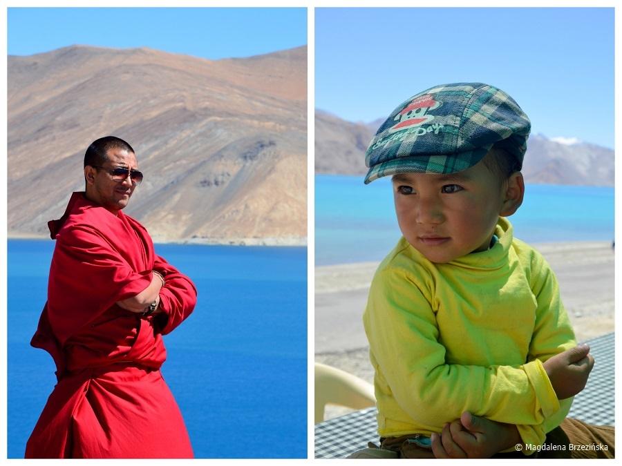 fot. Tybetańczycy © Magdalena Brzezińska, Ladakh, Indie 2016