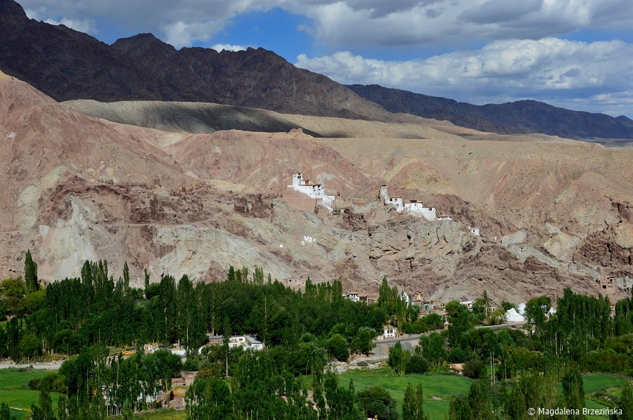 fot. Klasztor Basgo © Magdalena Brzezińska, Ladakh, Indie 2016