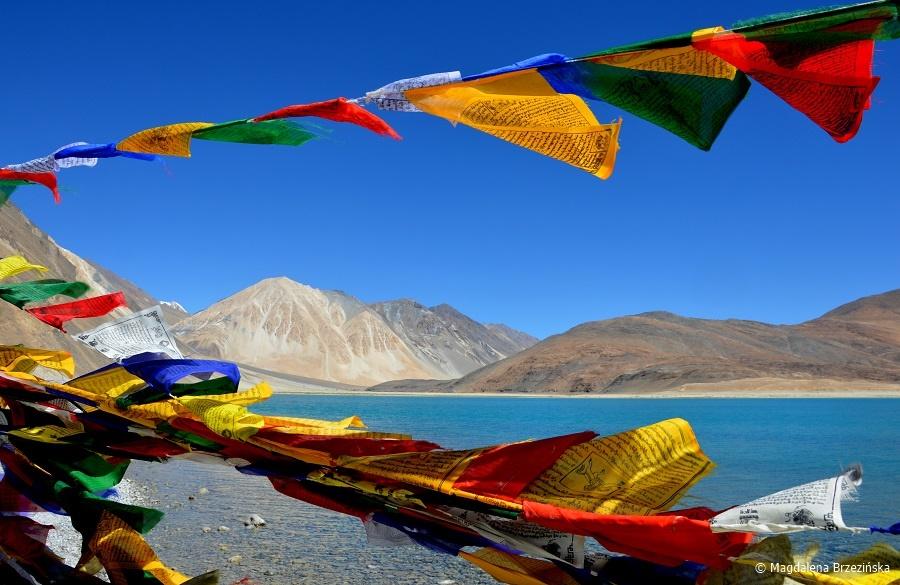 fot. Moje ulubione zdjęcie © Magdalena Brzezińska, Pangong Tso, Ladakh, Indie 2016