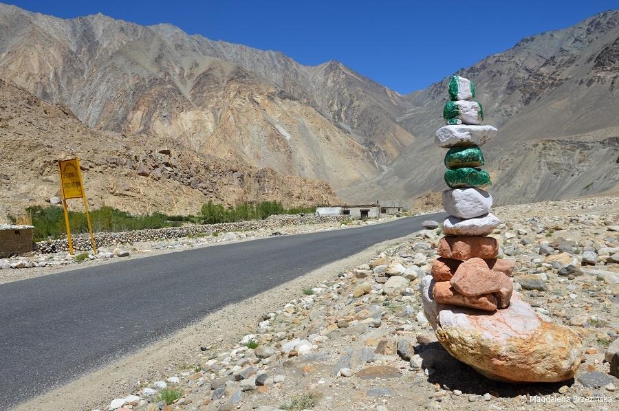 fot. W drodze do Leh © Magdalena Brzezińska, Ladakh, Indie 2016