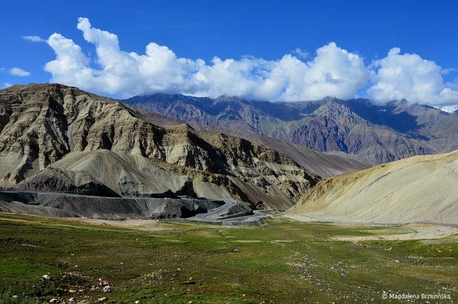 fot. Okolice Leh © Magdalena Brzezińska, Ladakh, Indie 2016