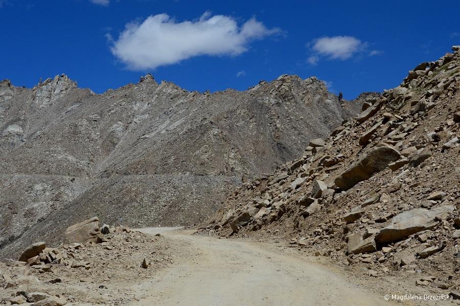 fot. Dziura na dziurze © Magdalena Brzezińska, Ladakh, Indie 2016